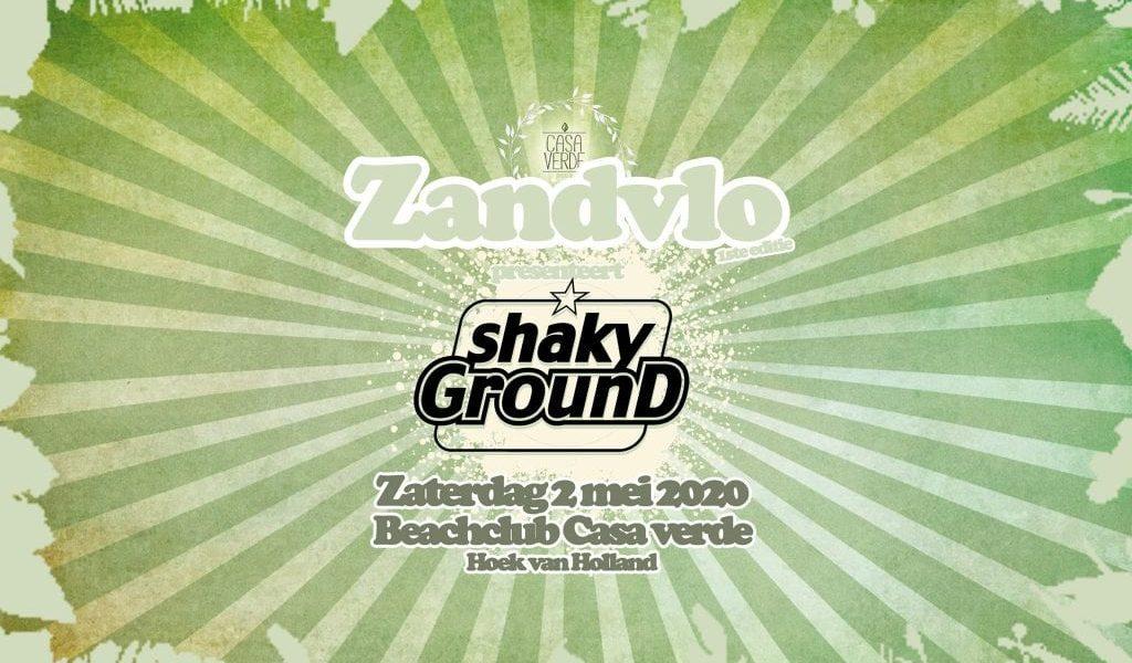 26-09 Beachclub Casa Verde #1 Editie Zandvlo: Shaky Ground!