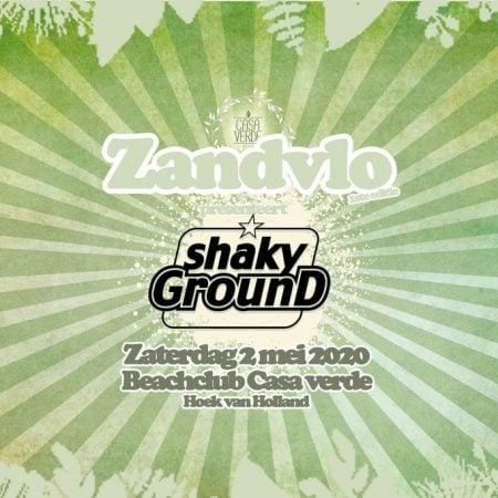 02-05 GEANNULEERD – Beachclub Casa Verde #1 Editie Zandvlo: Shaky Ground!