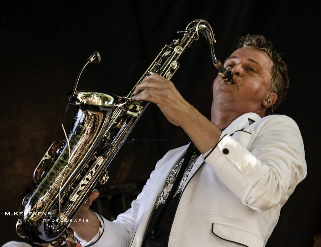 Hillegersberg Jazz 2018 (foto's: Marcel Kelfkens)